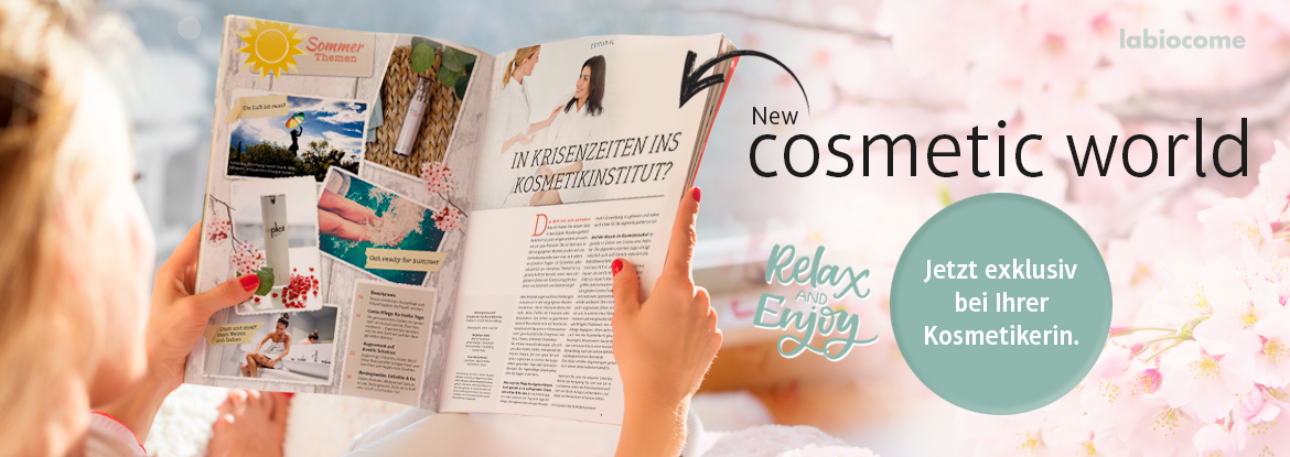 NEW COSMETIC WORLD Sommer 2020